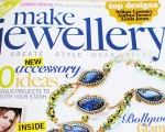 Press Feature: Make Jewellery Magazine