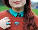 Outfit Post: Rusted Teal