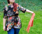 Outfit Post: Flowers in the Garden