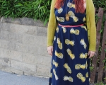 Outfit Post: Pineapple Party