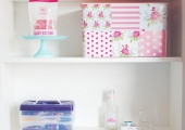 DIY: Pretty Storage Boxes To Keep You Organised