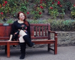 Outfit Post: Flowers at Edinburgh Castle