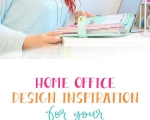 Home Office Design Inspiration For My Handmade Business