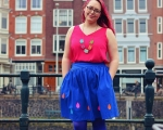 Outfit Post: How To Wear Colour & Brighten Up A Rainy Day