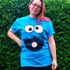 Cookie Monster Fancy Dress Costume