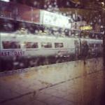Gloomy Train by onetenzeroseven