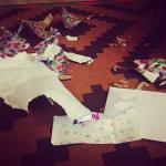 Present Aftermath by onetenzeroseven