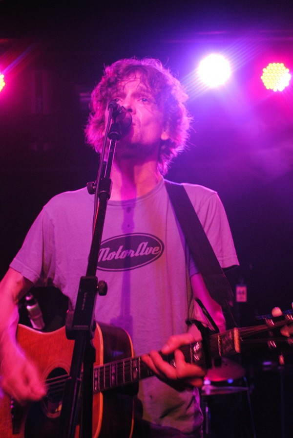 Brendan Benson, London, UK Tour, August 2013, Dingwalls