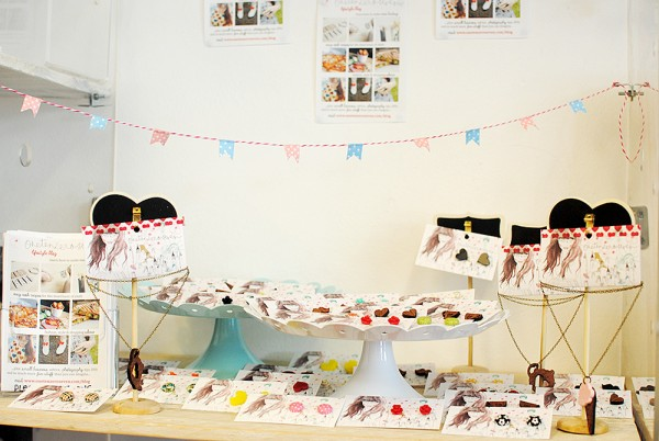 Crafting in Public, Mini Bunting, Craft, DIY