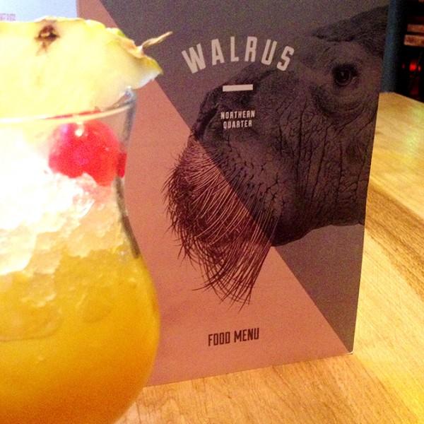 Cocktails, Warlus Manchester