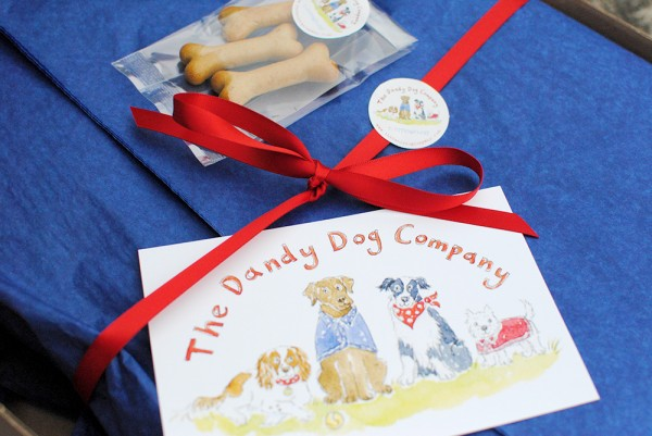 Dandy Dog Company Gift Wrap