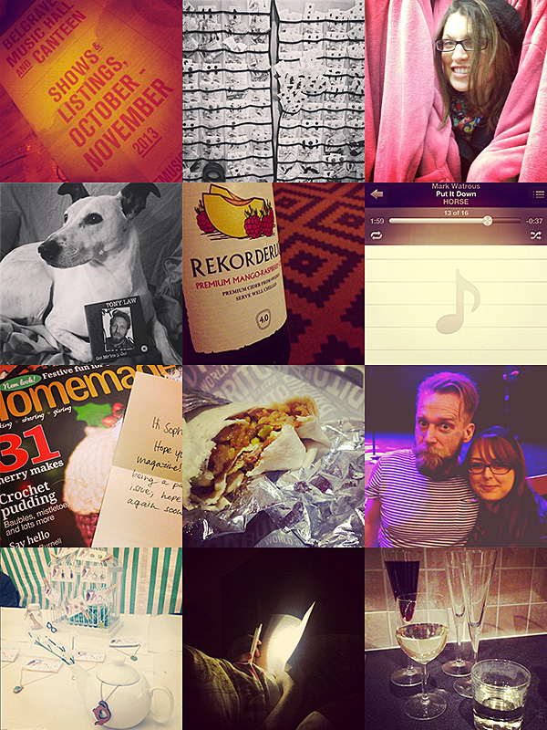 Life Lately Instagram Round Up