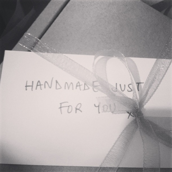 Handmade, Gift Wrap