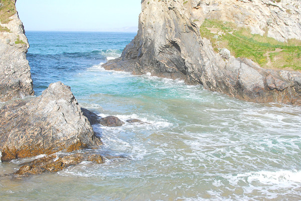 Sea, Beach, Coast, Cornwall