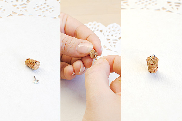 Tiny Jar Necklace DIY