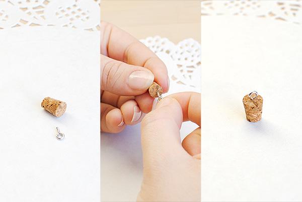 Tiny Jar Necklace DIY