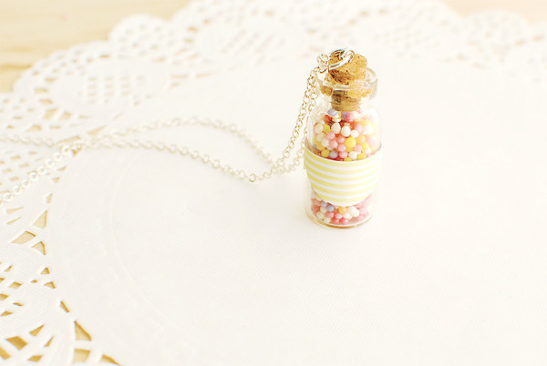 DIY Candy Shop Necklace