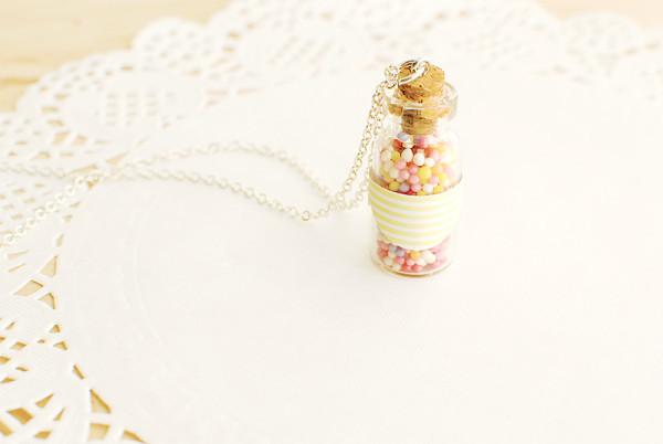 DIY Candy Shop Necklace