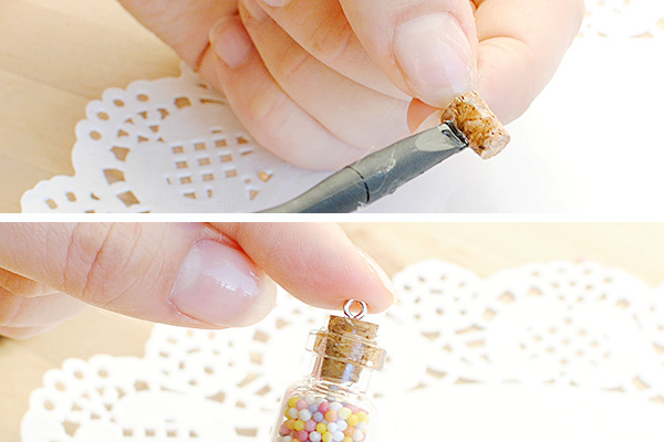 Sweet Jar Necklace DIY