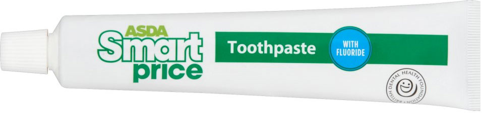 asda smart price toothpaste review archives