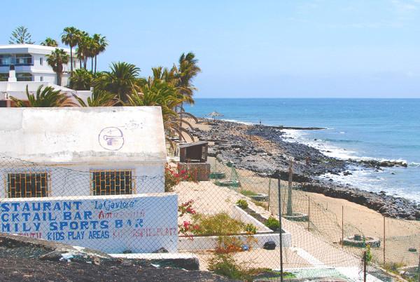 Abandoned Building, Lanzarote