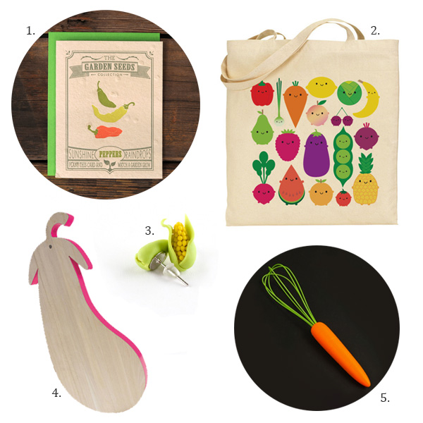 Vegetable Home Decor, Vegetable Accessories