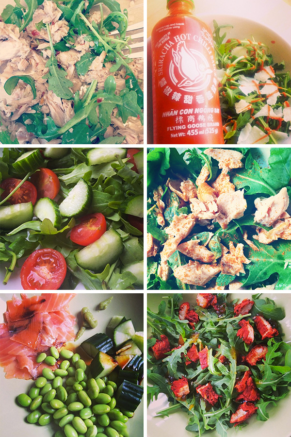 Best Salad Ideas, Healthy Lunch Recipe