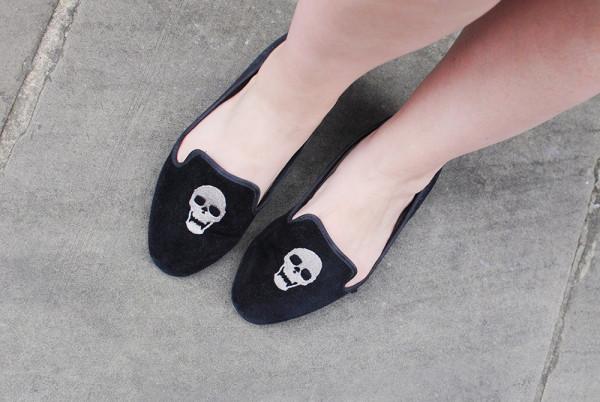 Fake Alexander McQueen Skull Pumps