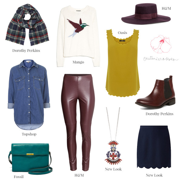 Autumn Shopping Guide