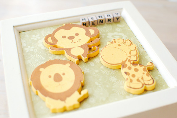 Homemade Gifts for Newborns