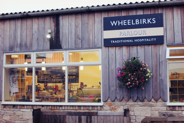 Wheelbirks Ice Cream Parlour
