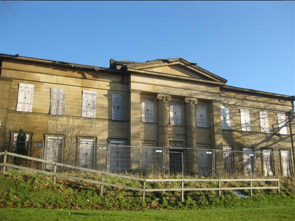 Abandoned Buildings of Leeds