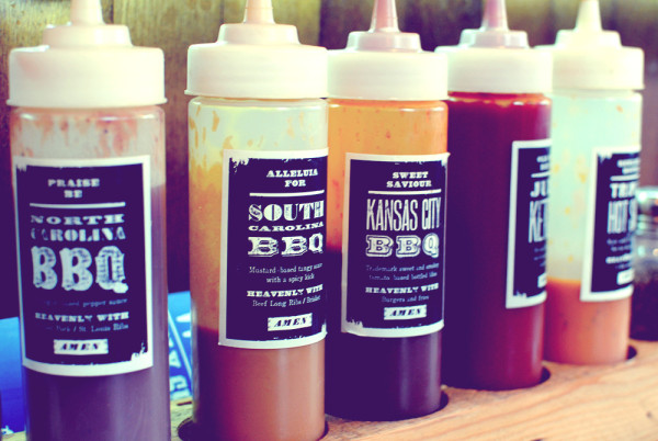Red's Sauces