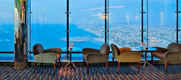 Skyview Bar, Dubai