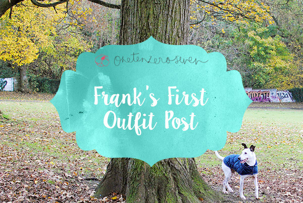 Frank's First Outfit Post