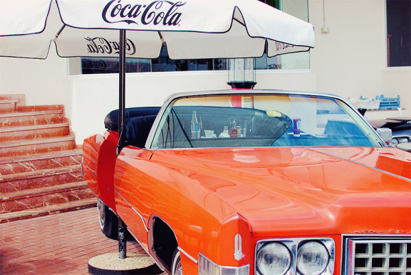 Cadillac Dining Cars, Tenerife