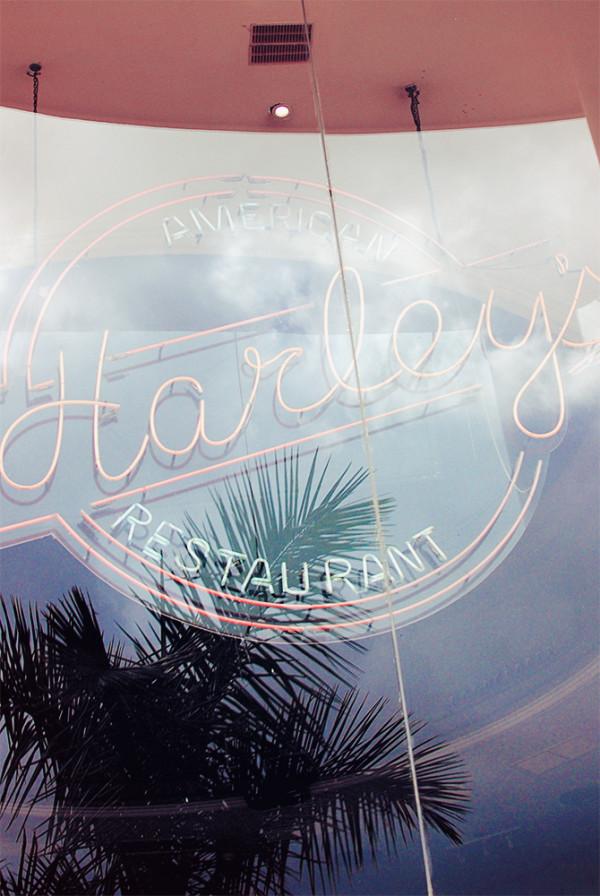 Harleys American Diner, Tenerife
