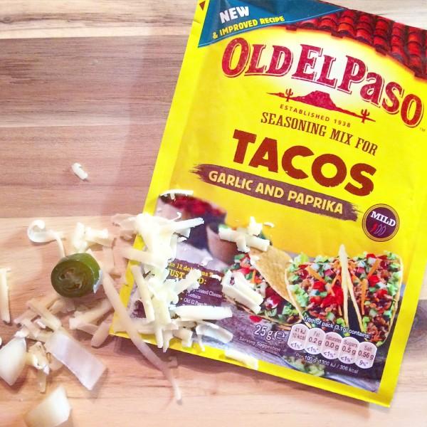 Old El Paso Taco Review
