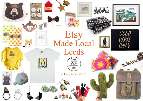 Etsy Made Local Leeds