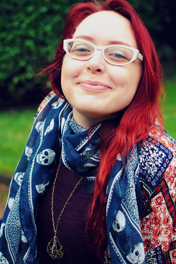 Red head blogger, Yorkshire fashion blogger