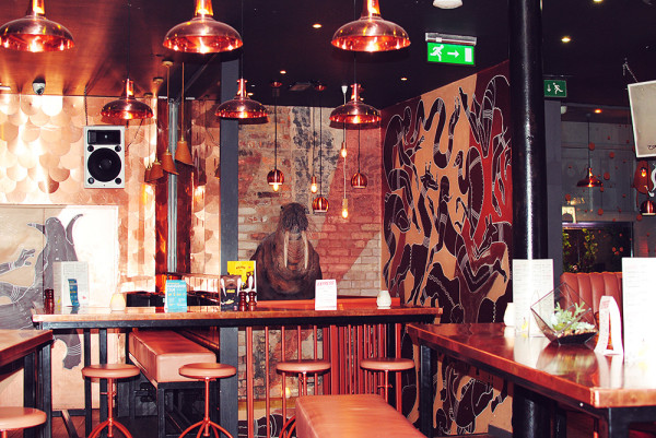 Walrus Manchester Food Review