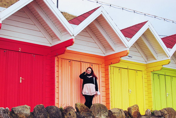 Yorkshire Fashion Blogger in Scarborough