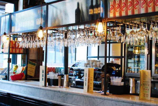 Lunch Restaurants With a Bar in Leeds