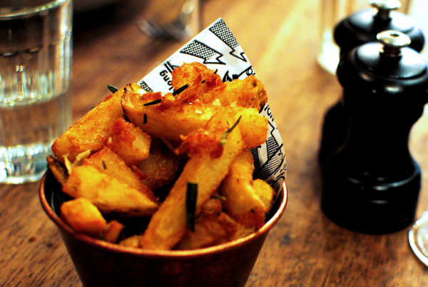 Best Fries In Leeds