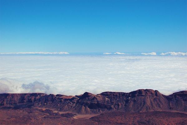 Exploring Mount Teide, Tenerife