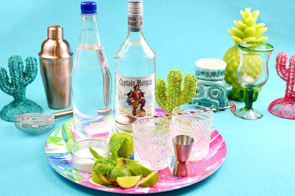 The perfect Mojito for your Mexican night