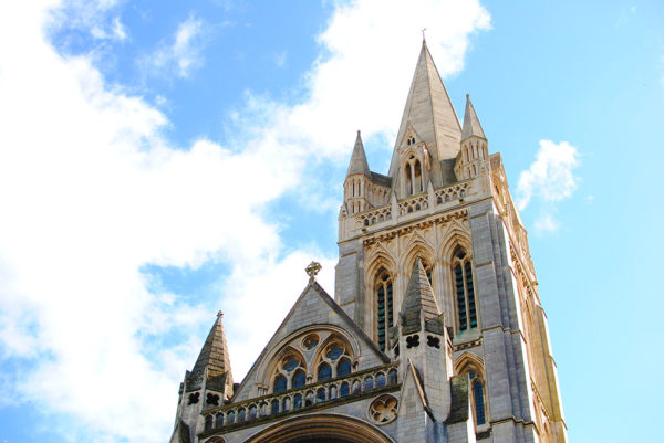 Holiday in the UK - Truro Cathedral, Cornwall