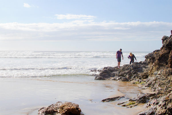 Holiday in the UK - Cornwall Self Catering