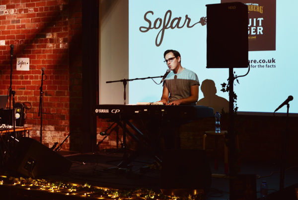 Kopparberg Fruit Lager Live Series with Sofar Sounds