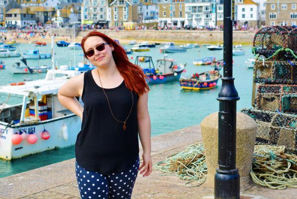 Smeaton's Pier St Ives